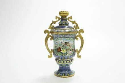 景泰藍獎盃
