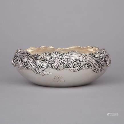 American Silver Bowl, Tiffany & Co., New York, N.Y., early 20th century