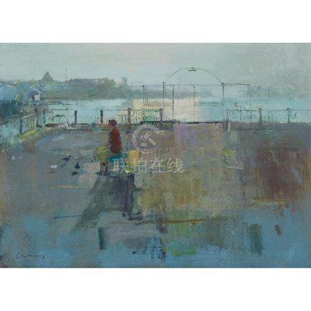 Fred Cuming (1930- ), CHATHAM PIER