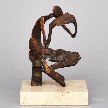 "Robert Couturier (1905-2008), FAUNE (FROM THE SERIES ""LES GRANDS SCULPTEURS""), 1969"