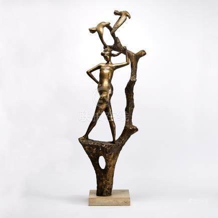 Emilio Greco (1913-1995), PRIMAVERA (SPRING), 1961