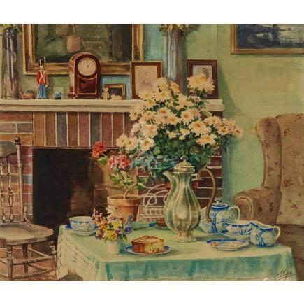 Grand Duchess Olga Alexandrovna (1882-1960), COFFEE TABLE