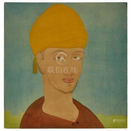 MUHAMMAD ABDUR RAHMAN CHUGHTAI (1897-1975), YOUNG AMBASSADOR