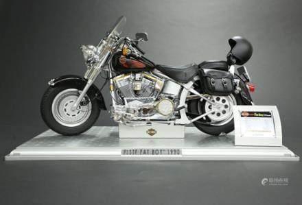 哈雷摩托車模型