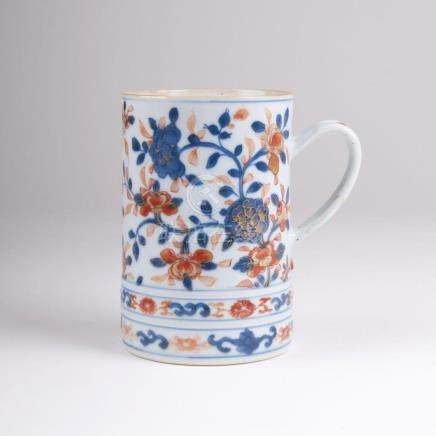 A Jug with Flower Tendrils