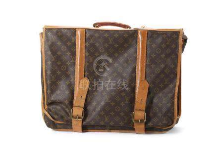 5e95be7070778 Louis Vuitton Monogram Garment Carrier