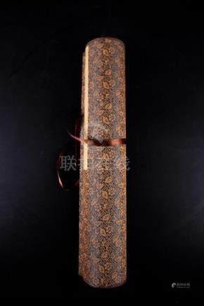 Long Scrolled Hand Painting by Zhang Da Qian