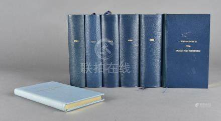 A collection of racing and breeding Gainsborough bound volumes, and Al Maktoum Blood Stocks