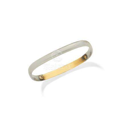 A bangle, by Cartier (2)