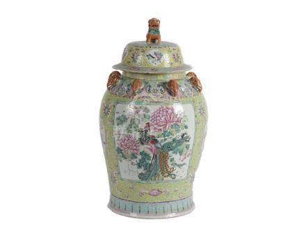 Pot Porcelain