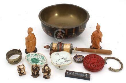 Lot items
