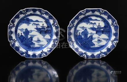Plate 2x Porcelain