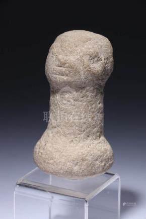 Pre-columbian Taino Pestle