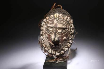 Turtle Shell Mask, Papua New Guinea