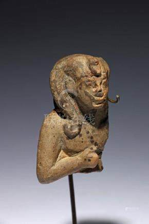 Ancient Egyptian Stone Figure