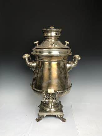 Russian Silver Samovar