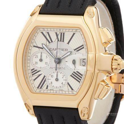 Cartier Roadster XL 18K Yellow Gold - W62021Y3