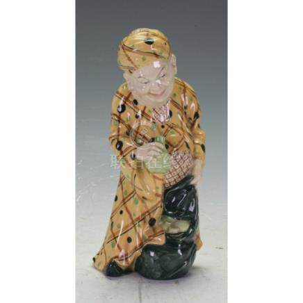 """Original RARE Royal Doulton """"One of the Forty"""" Figurine"""