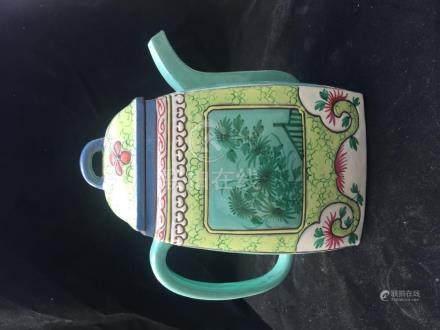 Antique Yixing Zisha Teapot, Qing Dynasty