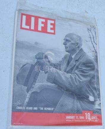 Year 1944, Jan 17 Times Magazine