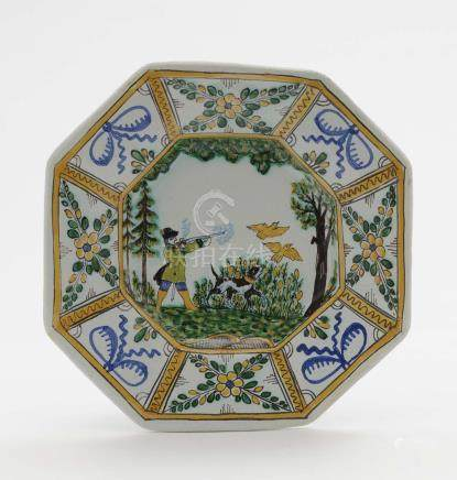 A PLATE Stampfen, 19th century