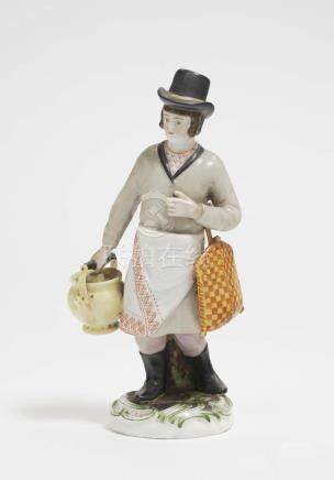 A TEA SELLER Moscow, 1st half of the 19th century, Manufacto