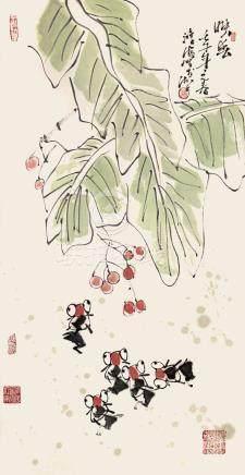 潘鴻海   映春