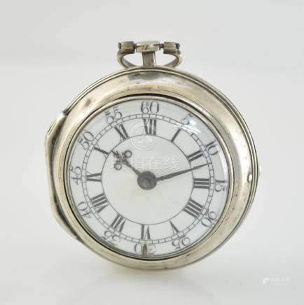 B. SHERWOOD London verge watch