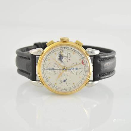 CHRONOSWISS/Alfred Rochat & fils chronograph