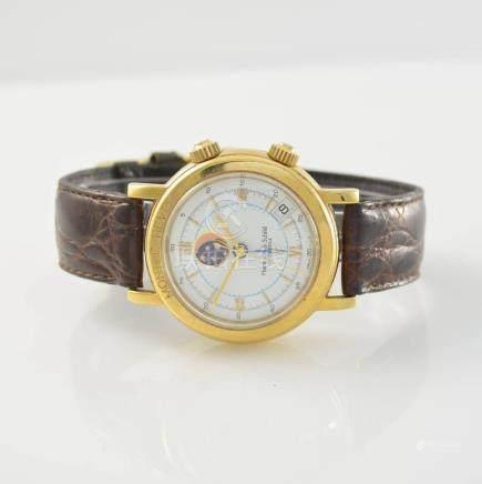HARWOOD & SCHILD alarm wristwatch