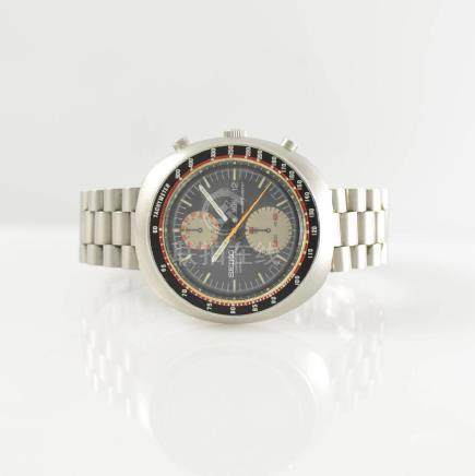 SEIKO gents wristwatch with chronograph