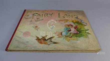 A Victorian Children's Book, \Peeps Into Fairyland,