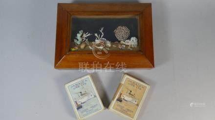 A Jamaican Wooden Box,