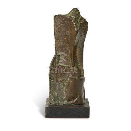 GODFREY MILLER 1893-1964 Female Torso (circa 1938-1940, cast