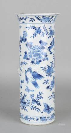17th - 18th Century Chinese porcelain Kang Xi vase with