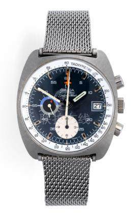Omega Seamaster Chronograph, Ref. 176.007. Automatic movement cal. 1040; hour, minute, second, chron