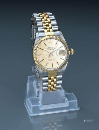 Rolex Datejust, ref. 16013. Switzerland, c. 1986. Automatic movement, caliber 3035, adj. 5; 27 jewel