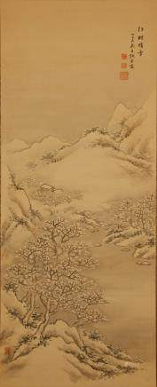 CHINESE INK AND COLOR PAINTING
