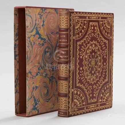 Rimas Humanas y Divinas del licenciado TOME DE BURGUILLOS. No sacadas de la Biblioteca ninguna (que en Castellano se llama Librería) sino de papeles de amigos, y borradores suyos.