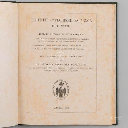 Le petit Catéchisme Espagnol Du P. Astete, Traduit en trois Dialectes Basques