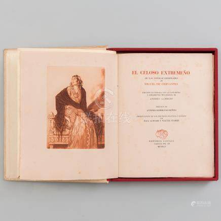 El Celoso Extremeño de las novelas ejemplares de Miguel de Cervantes