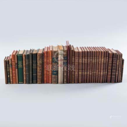Conjunto de 40 Libros de temática Vasca.