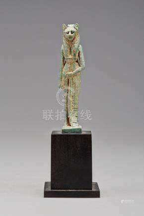 EGYPTIAN AIENCE SEKHMET AMULET