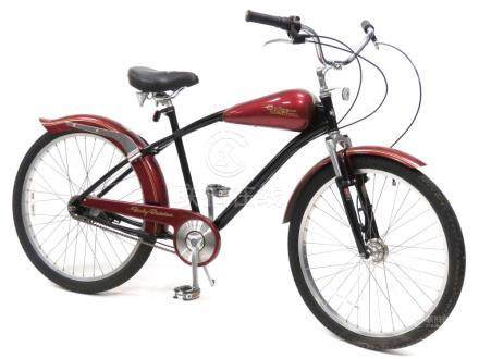 HARLEY-DAVIDSON VELO GLIDE BICYCLE (LIKE NEW)