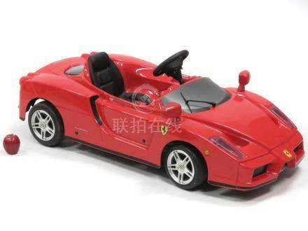 C.E. ITALY FIBERGLASS FERRARI ENZO ELECTRIC (12 VOLT) YOUTH'