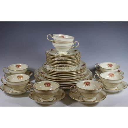 "Castleton China ""Jubilee"" Pattern Porcelain"
