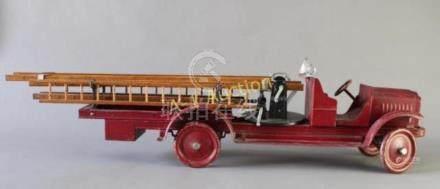 "Kelmut ""Big Boy"" Aerial Fire Truck"