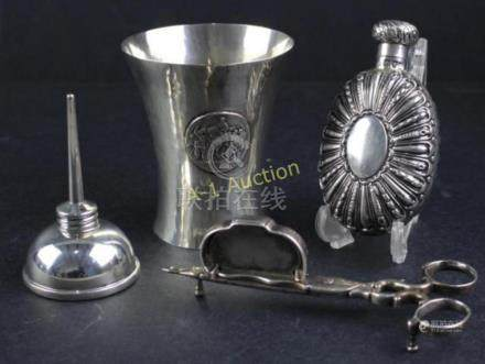 Estate Sterling Silver Group