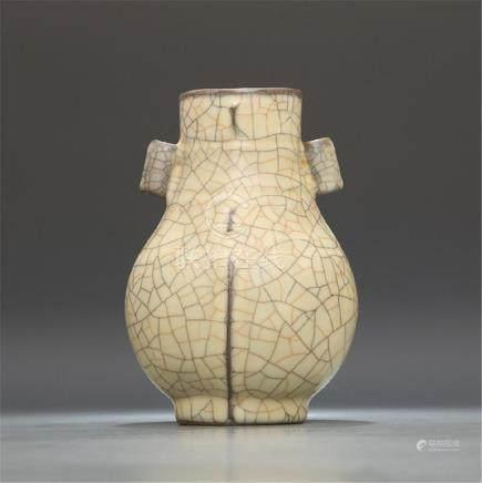 Geyao gold wire line belly bell bottle