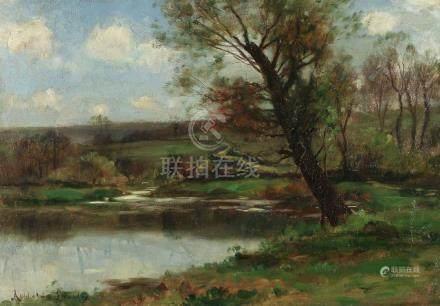 JOHN APPLETON BROWN (American, 1844-1902)